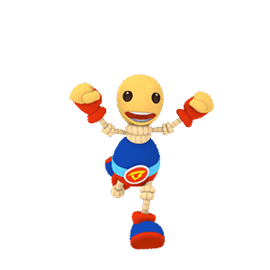 Buddyman Run - keep running! messages sticker-10