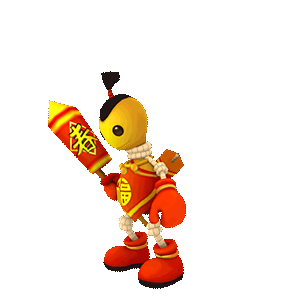Buddyman Run - keep running! messages sticker-1