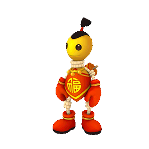 Buddyman Run - keep running! messages sticker-4