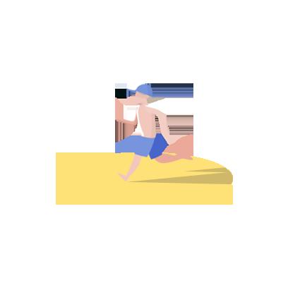 Go Surf - The Endless Wave Runner messages sticker-1
