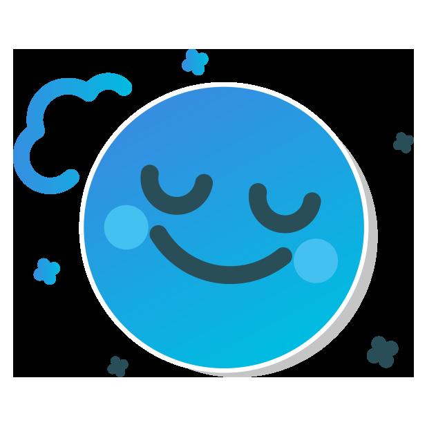 Zen: Meditation & Sleep messages sticker-1