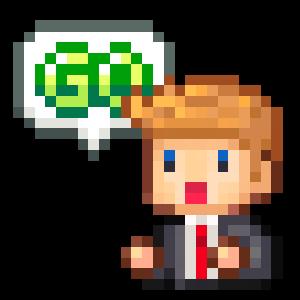 Tap Tap Trillionaire : Invest! messages sticker-3