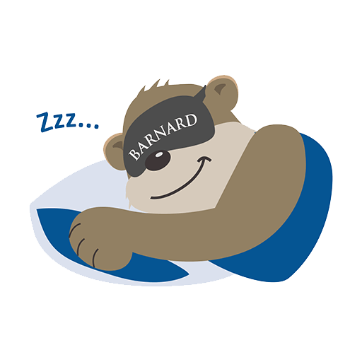 B-moji by Barnard College messages sticker-6