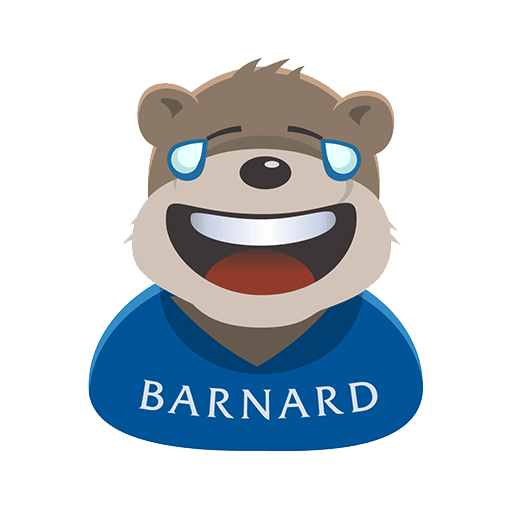 B-moji by Barnard College messages sticker-2