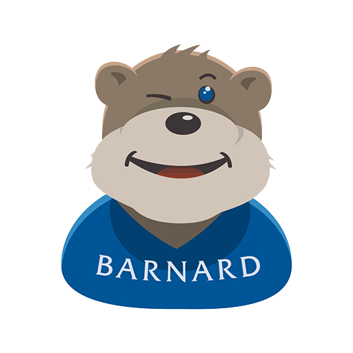 B-moji by Barnard College messages sticker-1