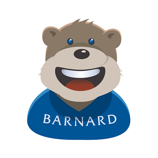 B-moji by Barnard College messages sticker-0