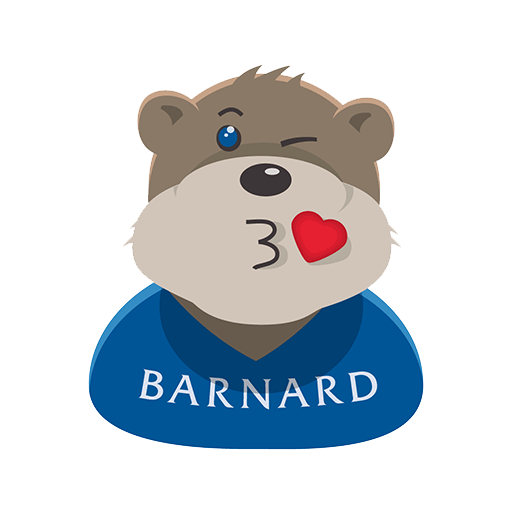 B-moji by Barnard College messages sticker-3