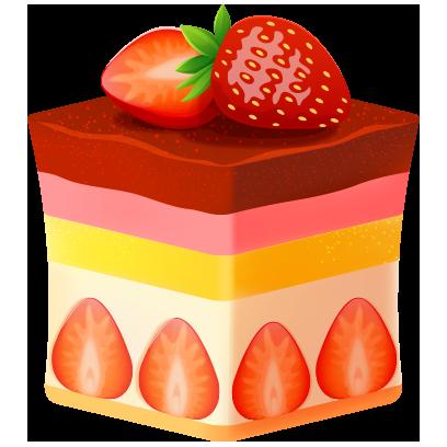 Fancy Cakes: Sweet Adventure messages sticker-1