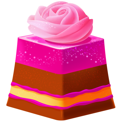 Fancy Cakes: Merge Adventure messages sticker-4