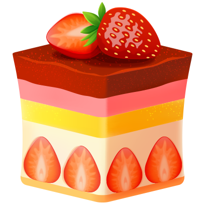 Fancy Cakes: Merge Adventure messages sticker-1