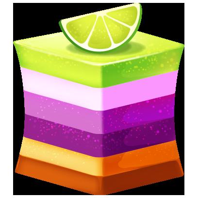 Fancy Cakes: Merge Adventure messages sticker-6