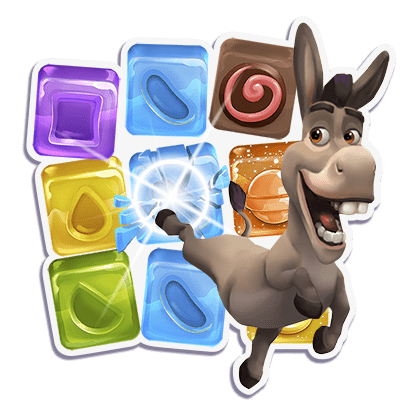 Shrek Sugar Fever messages sticker-1