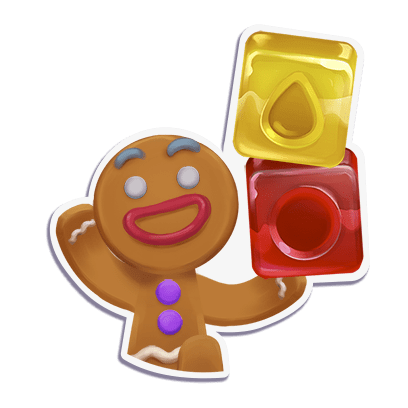 Shrek Sugar Fever messages sticker-4