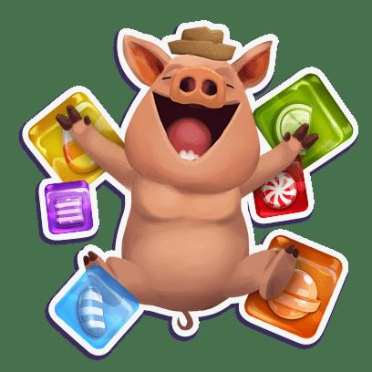 Shrek Sugar Fever messages sticker-6