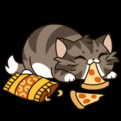Castle Cats messages sticker-1