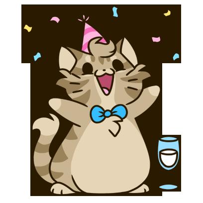 Castle Cats: Epic Story Quests messages sticker-7