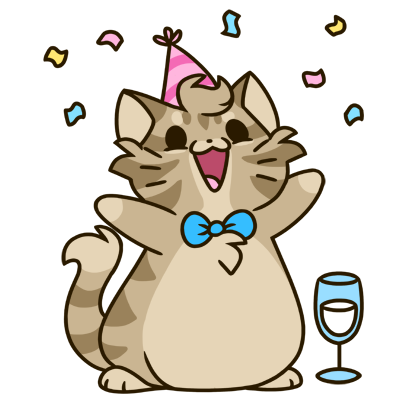 Castle Cats - Idle Hero RPG messages sticker-7