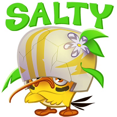 Angry Birds Evolution messages sticker-1