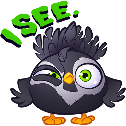 Angry Birds Evolution messages sticker-0