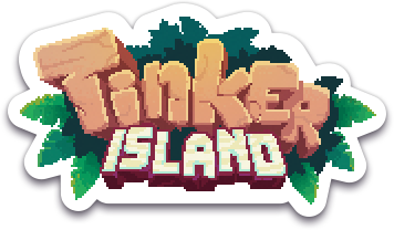 Tinker Island: Adventure Game messages sticker-9