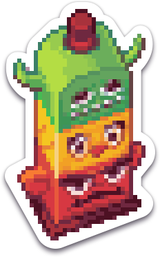 Tinker Island: Survival Story messages sticker-8