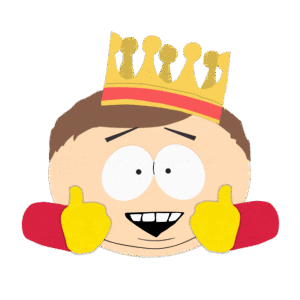 South Park: Phone Destroyer™ messages sticker-9