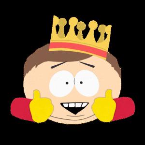 South Park: Phone Destroyer™ messages sticker-9
