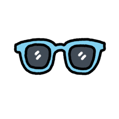 Glasses by Warby Parker messages sticker-1