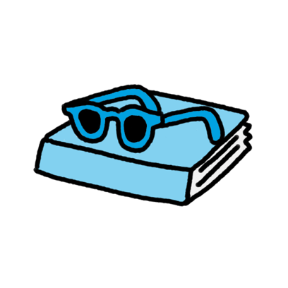 Glasses by Warby Parker messages sticker-3