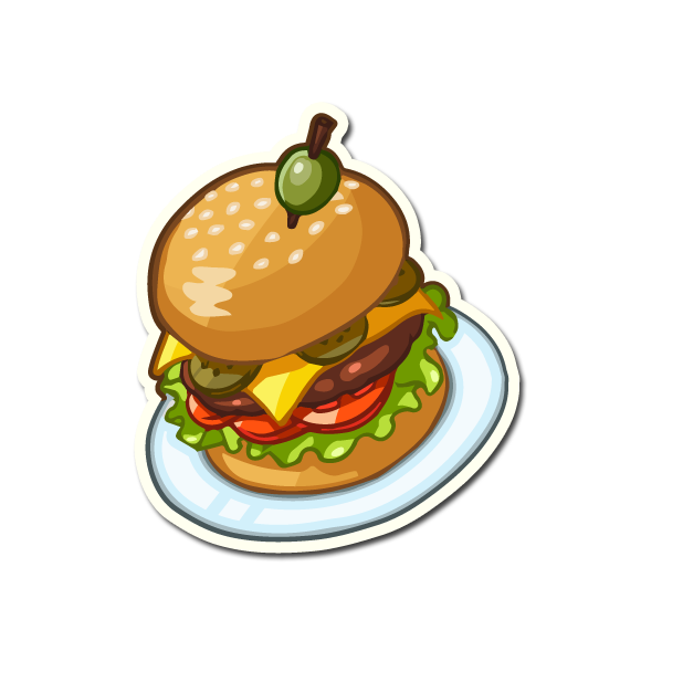 Chef's Quest messages sticker-11