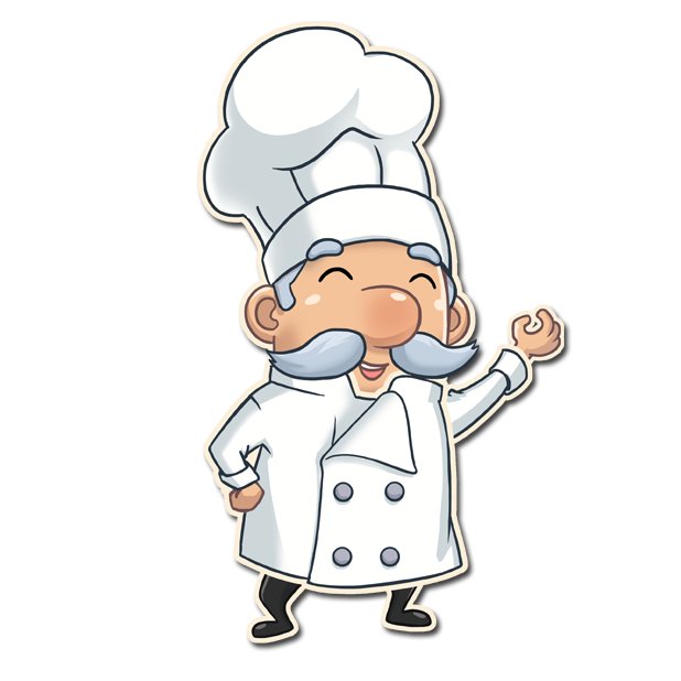 Chef's Quest messages sticker-6