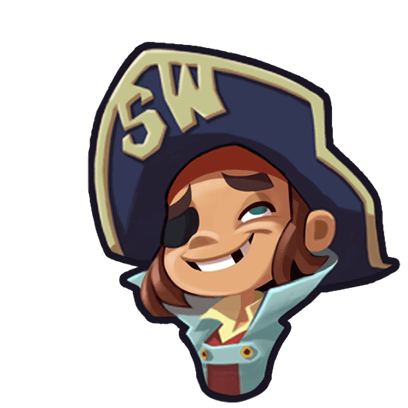 Pirates War - The Dice King messages sticker-6
