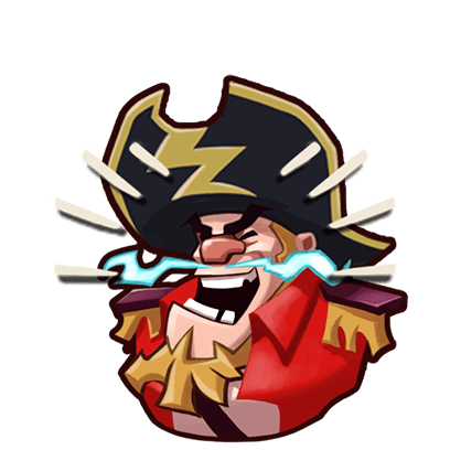 Pirates War - The Dice King messages sticker-2