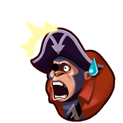 Pirates War - The Dice King messages sticker-0