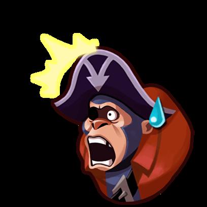 Pirates War: Dice Battle Arena messages sticker-0