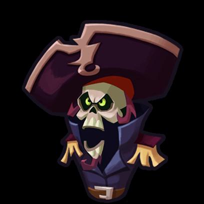 Pirates War: Dice Battle Arena messages sticker-8