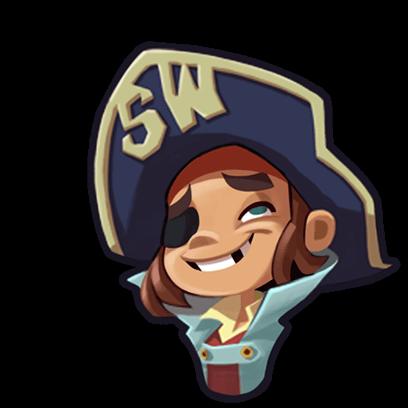 Pirates War: Dice Battle Arena messages sticker-6