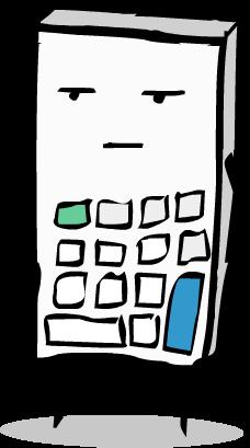 scientific Calculator S+ messages sticker-3