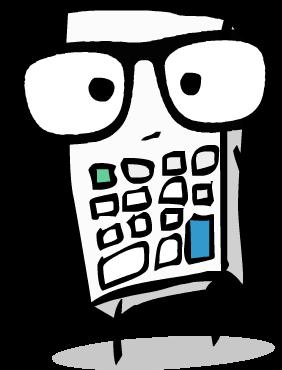 scientific Calculator S+ messages sticker-0