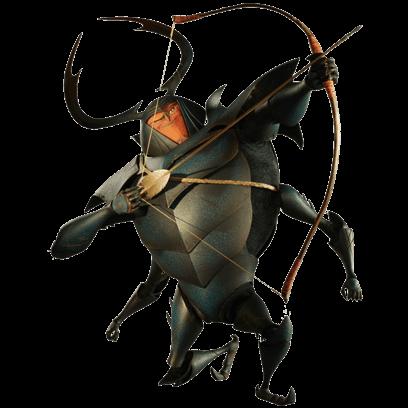 Kubo: A Samurai Quest ™ - Match, Collect, Battle! messages sticker-5
