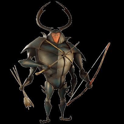Kubo: A Samurai Quest ™ - Match, Collect, Battle! messages sticker-4