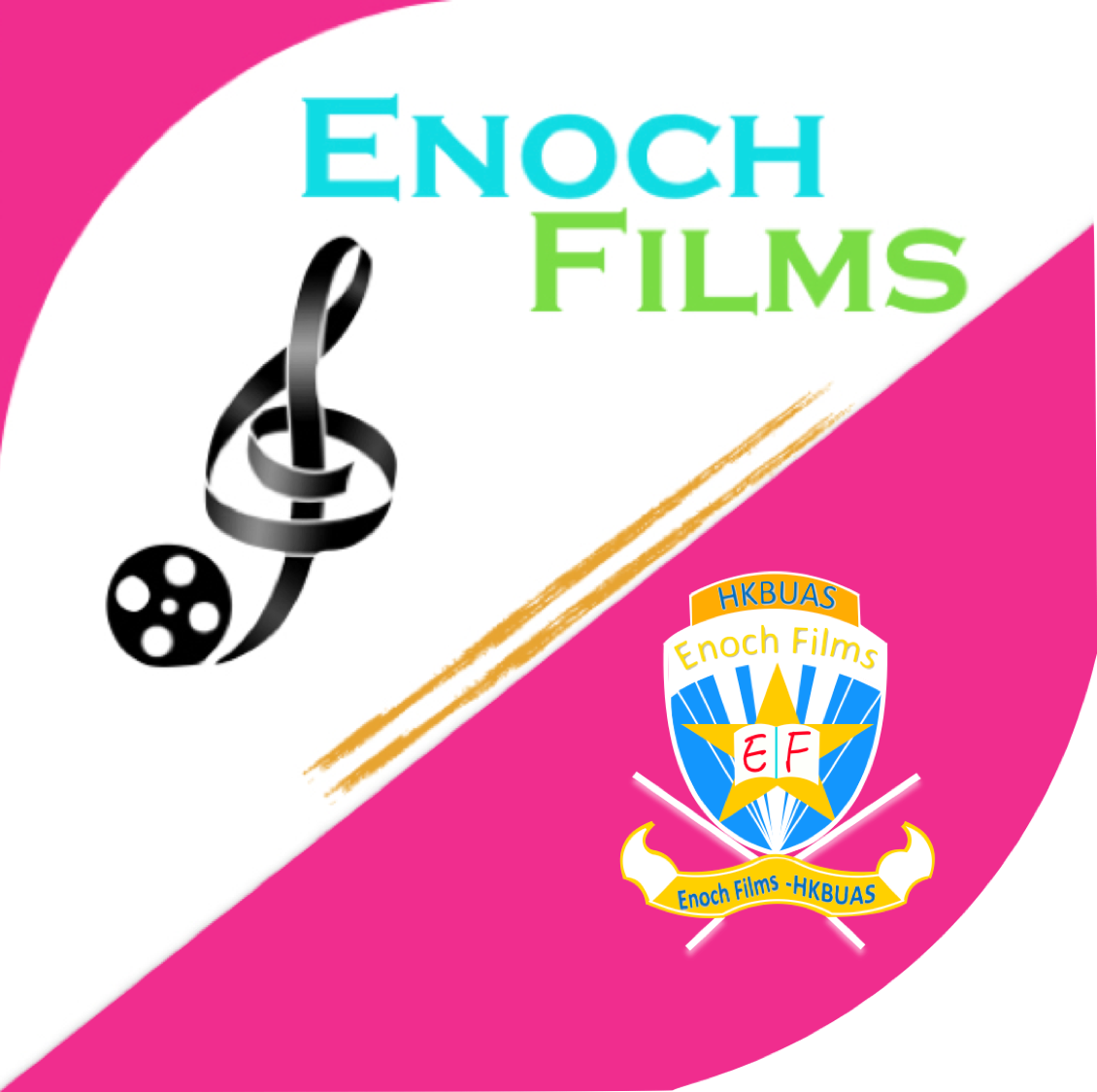 Enoch Films -HKBUAS messages sticker-8