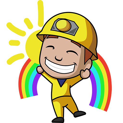 Idle Miner Tycoon messages sticker-10