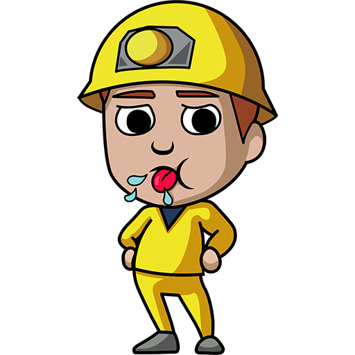 Idle Miner Tycoon messages sticker-2