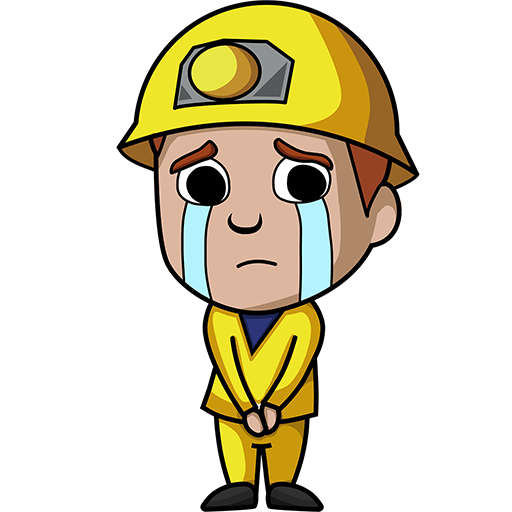 Idle Miner Tycoon messages sticker-3