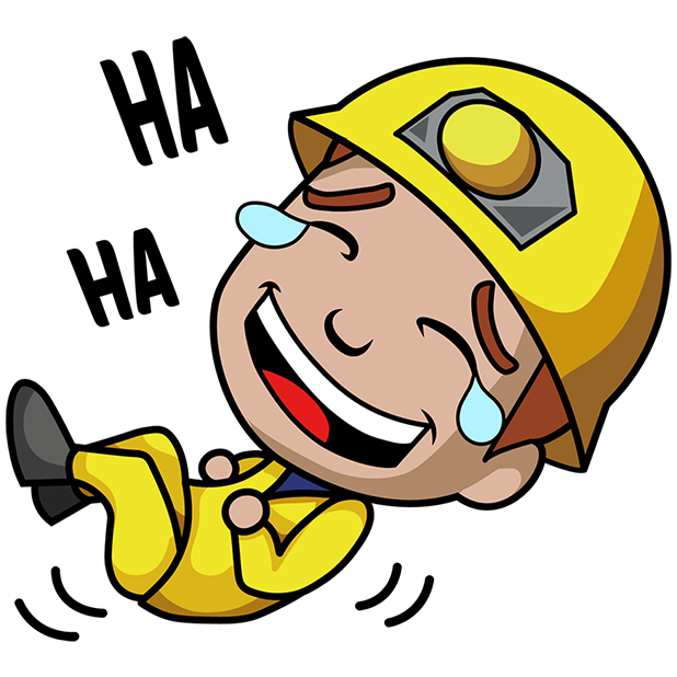 Idle Miner Tycoon messages sticker-9