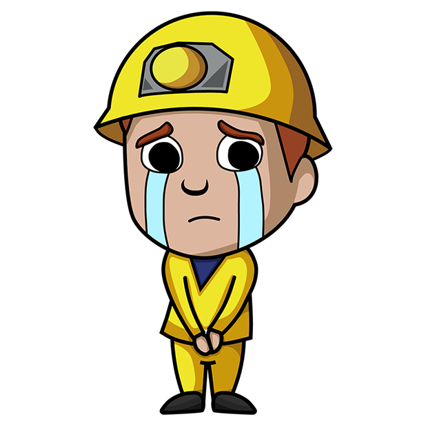Idle Miner Tycoon: Gold & Cash messages sticker-6