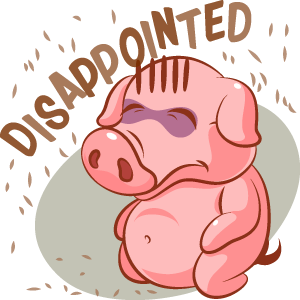 Piggy Show messages sticker-3