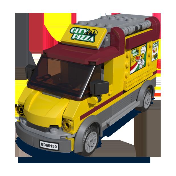 LEGO® City My City 2 messages sticker-4