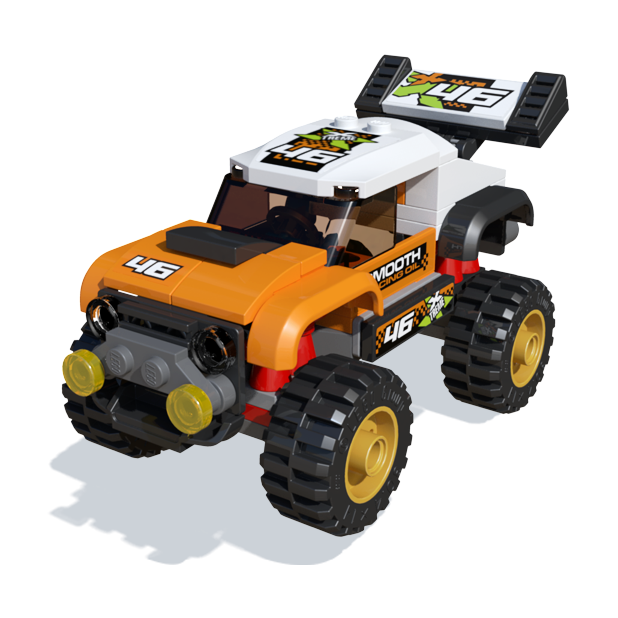 LEGO® City game messages sticker-3